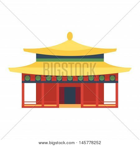 Chinese Temple Asia Vector Photo Free Trial Bigstock