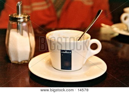 A Cup After Cappuccino