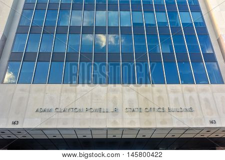Adam Clayton Powell State Office Building - Nyc