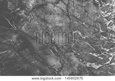 Beautiful Marble Texture Background,black And White Effect