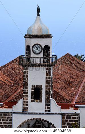Church Of La Concepcion