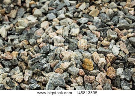 Small Stones, Granite