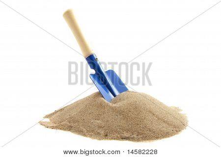 Blue Spade