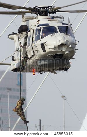 Marines Helicopter