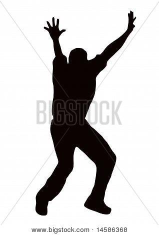 Sport Silhouette - Bowler Appealing