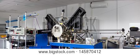 Particle accelerator in the laboratory a complex instrument exploring the world of the 21st century laboratory