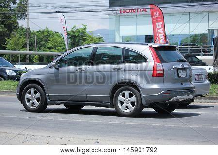 Private Honda Crv , Urban Suv Car.