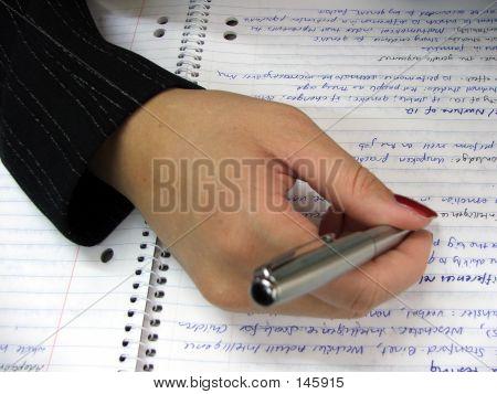 Stationary - Writing