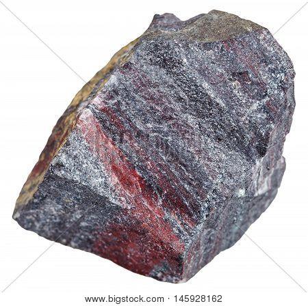Jaspillite (ferruginous Quartzite) Mineral
