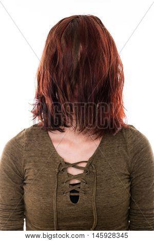 Woman Needs A Haircut