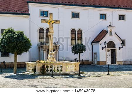 Queen Mary And St. Gotthard Church