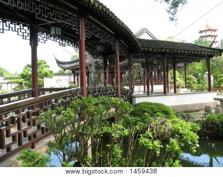 A Chinese Walkway