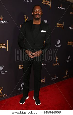 LOS ANGELES - AUG 22:  Colman Domingo at the Television Academy's Performers Peer Group Celebration at the Montage Hotel on August 22, 2016 in Beverly Hills, CA