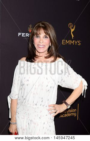 LOS ANGELES - AUG 22:  Kate Linder at the Television Academy's Performers Peer Group Celebration at the Montage Hotel on August 22, 2016 in Beverly Hills, CA