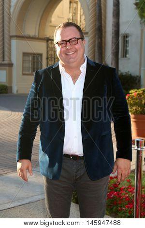 LOS ANGELES - AUG 31:  Sean Hanish at the