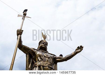 Monumento Al Gran Pachacutec