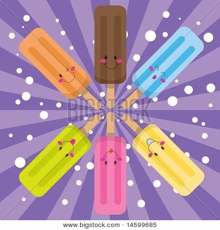 Happy Ice Pop