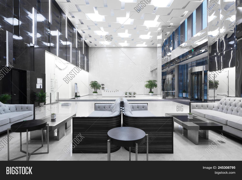 Interior Modern Office Image & Photo (Free Trial) | Bigstock
