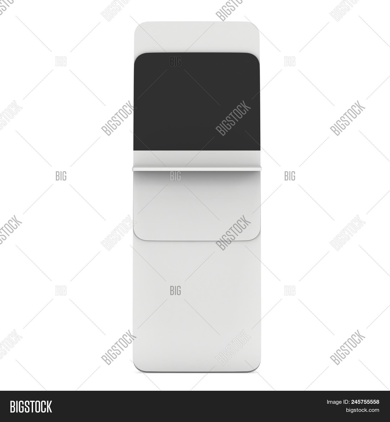 Expo Stands Kioska : Lcd screen stand. image & photo free trial bigstock