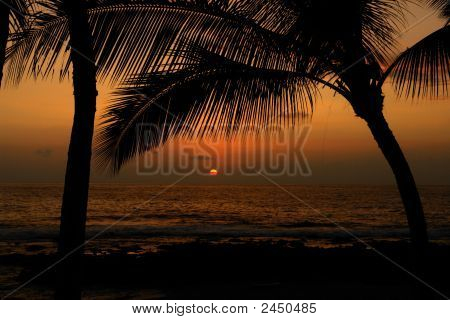 Hawaian Sunset 2