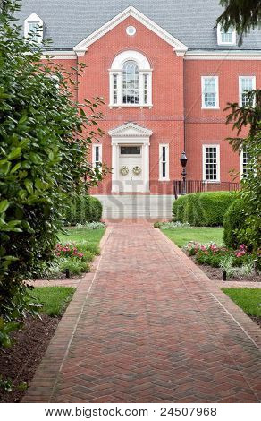 Government House in Annapolis, Maryland
