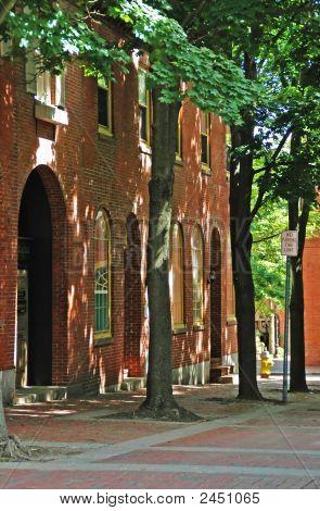 Salem Brick Building