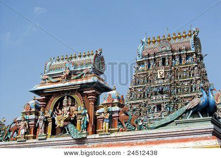 India, Madras (Chennai) Mylapore's Kapaleeswarar Shaivist temple