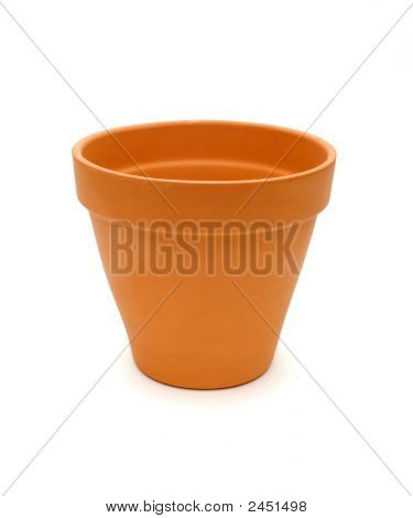 Terra Cotta Pot