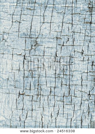 Grunge Blue Chipped Paint Texture Background
