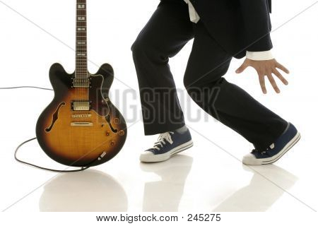 Dancing With Guitar