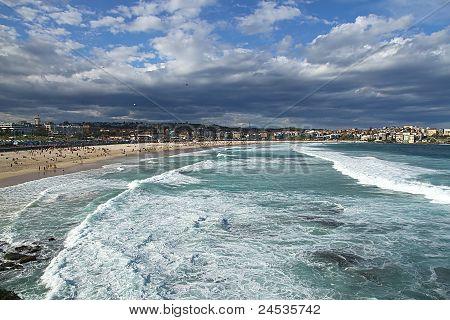 Bondi Beach views