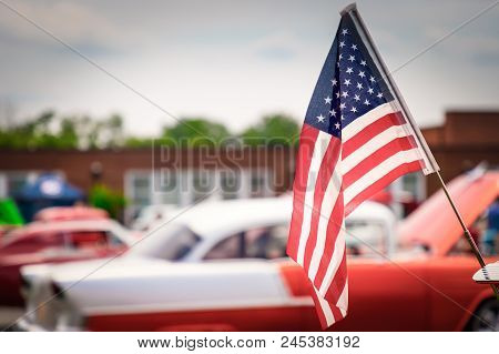 Car Show Flag 2
