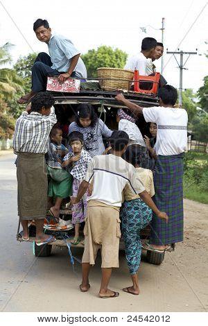 Transportation in Myanmar