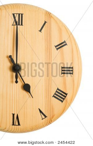 Clock Face Cropped