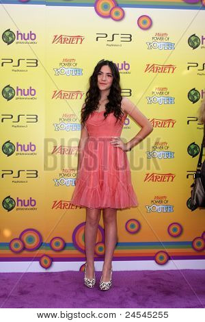 LOS ANGELES - OCT 22:  Isabelle Fuhrman arriving at the 2011 Variety Power of Youth Evemt at the Paramount Studios on October 22, 2011 in Los Angeles, CA