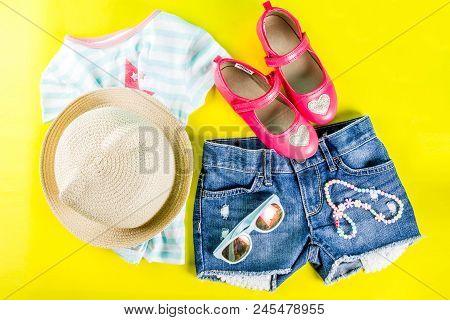 Summer Kids Cloth Set