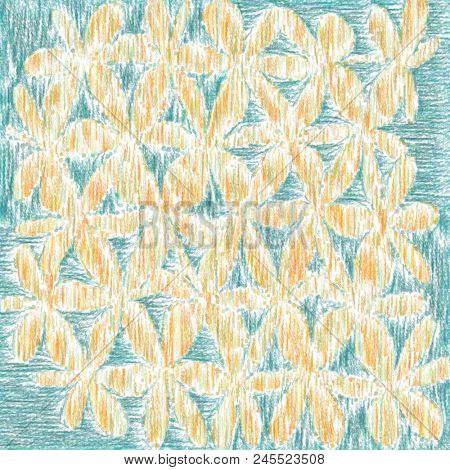 Pencil Sketch Hand Drawn Set Flowers, Sketching Flowers, Hand Drawn Nature Painting, Freehand Sketching, Hand Drawn Flower Textures, Wedding, Anniversary, Birthday, Valentine's Day, Party