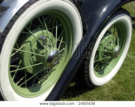 Green Wheels 4