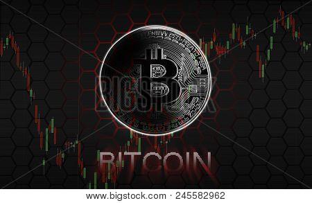 Bitcoin Digital Currency With Honeycomb - Money And Technology Worldwide Network ,  Bitcoin Is Elect