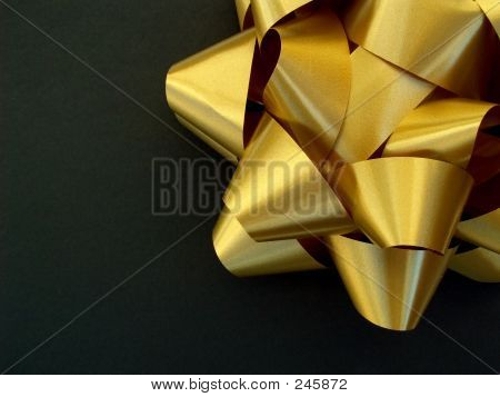Gold Bow 2