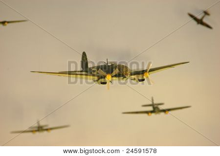 Wartime Planes