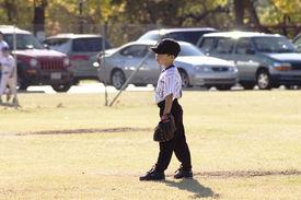 Little League Baseball-Spieler