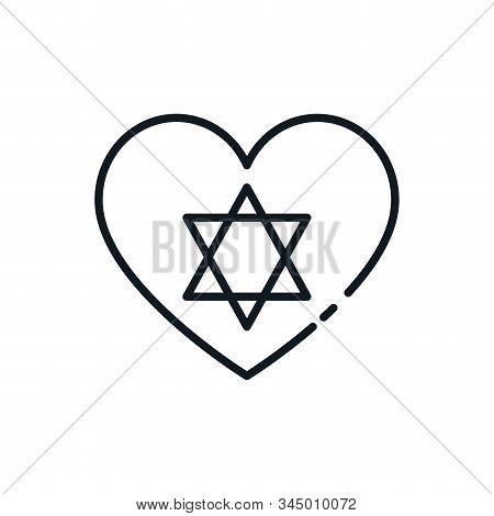 Judaism Star Of David Symbol Design, Religion Culture Belief Religious Faith God Spiritual Meditatio