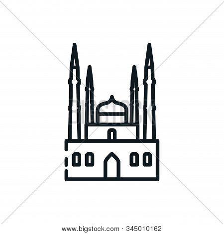 Taj Mahal Symbol Design, Religion Culture Belief Religious Faith God Spiritual Meditation And Tradit