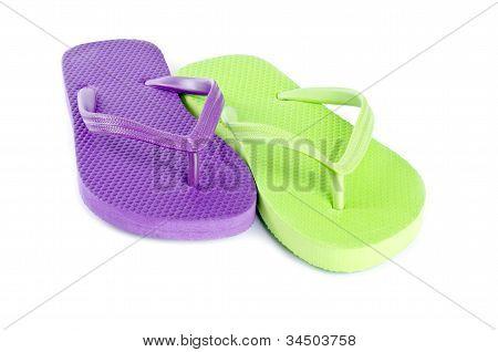 Mismatched Flip Flops