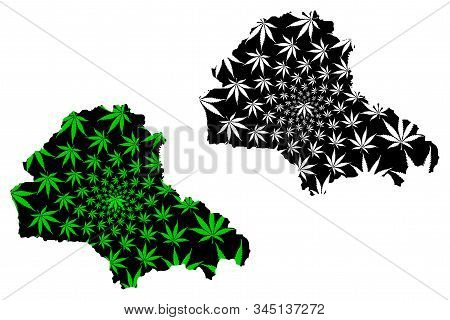 Brasov County (administrative Divisions Of Romania, Centru Development Region) Map Is Designed Canna