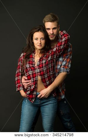 Intimacy. Sensual Couple. Happy Valentines Day. Love And Romance. Man And Girl Romantic Date. Couple