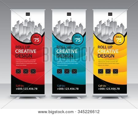 Roll Up Banner Design-07