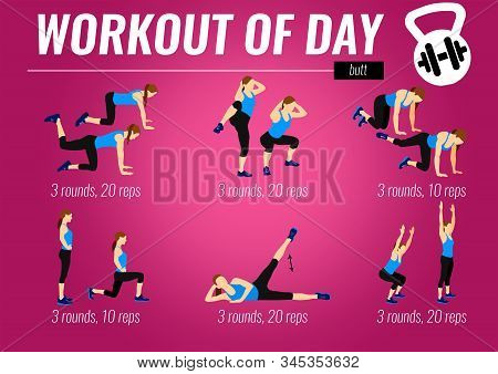 Fitness Motivation Workout And Exercise For Your Better Workout