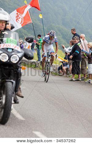 The Cyclist Roy Jeremy
